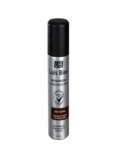 LuisBien Luis Bien Hair Thickener Spray Brown 100ml Renksiz